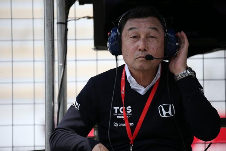 公式予選: 中嶋悟監督(TCS NAKAJIMA RACING)