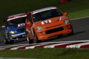 GP-2クラス優勝の53号車・Marks(Marks53)