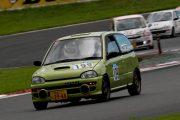 GP-3クラス優勝の199号車・チームFHIオーイズミリョー(通勤快速ヴィヴィオ)