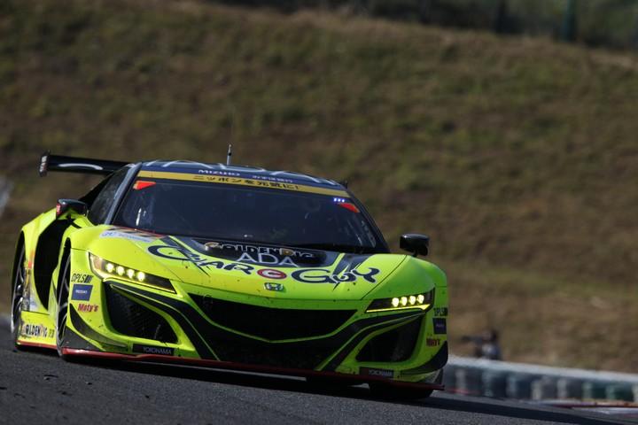 決勝レース: 木村武史(CARGUY ADA NSX GT3)