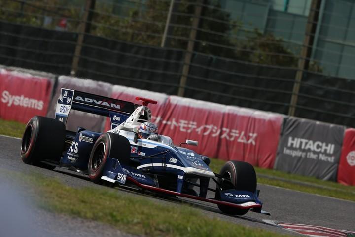 公式予選: ナレイン・カーティケヤン(TCS NAKAJIMA RACING SF14)