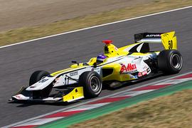合同テスト鈴鹿1日目: ヤン・マーデンボロー(B-MAX Racing Team)