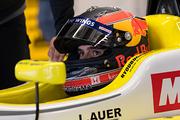 合同テスト1日目: ルーカス・アウアー(B-MAX RACING TEAM)