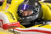 合同テスト1日目: サッシャ・フェネストラズ(B-MAX RACING TEAM)