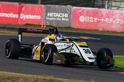 合同テスト1日目: 笹原右京(B-MAX RACING F3)