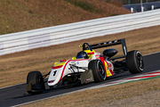 公式テスト2日目: サッシャ・フェネストラズ(B-MAX RACING AND MOTOPARK F3)