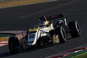 公式テスト2日目: 笹原右京(B-MAX RACING F3)