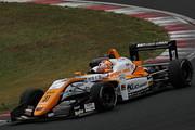 第7戦ポールポジション、第8戦予選2位の宮田莉朋組(カローラ中京Kuo TOM'S F317)