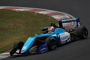 今シーズン初参戦の久保田克昭(Planexスマカメ・F3)は、第7戦予選13位、第8戦予選14位