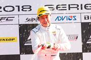 インディペンデントカップ優勝の廣田秀機(ATEAM Buzz Motorsport)