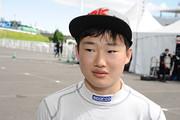 第5戦、第6戦ともポールポジションの角田裕毅(Hondaフオ一ミュラ・ドリ一ム・プロジ工クト)