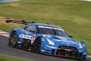 GT500クラス決勝3位は佐々木大樹/ヤン・マーデンボロー組(カルソニックIMPUL GT-R)