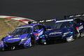 決勝レース: 山本尚貴(RAYBRIG NSX-GT) vs 塚越広大(KEIHIN NSX-GT)