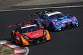 決勝レース: 伊沢拓也(ARTA NSX-GT) vs 大嶋和也(WAKO'S 4CR LC500)