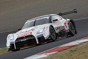 GT500クラス予選3位の本山哲/千代勝正組(CRAFT SPORTS MOTUL GT-R)