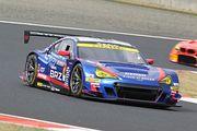 公式練習: GT300クラストップタイムは井口卓人/山内英輝組(SUBARU BRZ R&D SPORT)