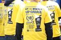 ピットウォーク: TEAM UPGARAGE第1戦岡山優勝のTシャツ