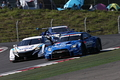 決勝レース: ベルトラン・バゲット(Epson Modulo NSX-GT) vs ヤン・マーデンボロー(カルソニックIMPUL GT-R)