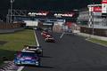 決勝レース: 大嶋和也/フェリックス・ローゼンクヴィスト組(WAKO'S 4CR LC500)