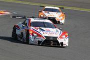 GT500クラス決勝2位はヘイッキ・コバライネン/坪井翔組(DENSO KOBELCO SARD LC500)