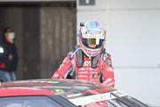 GT500クラスで優勝したロニー・クインタレッリ(NISMO)