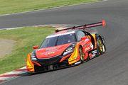 GT500クラス優勝は野尻智紀/伊沢拓也組(ARTA NSX-GT)