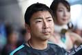 ピットウォーク: 片岡龍也( GOODSMILE RACING & TeamUKYO)