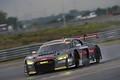 公式予選: 富田竜一郎(Hitotsuyama Audi R8 LMS)