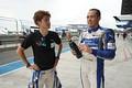 公式予選: 高星明誠とジョアオ・パオロ・デ・オリベイラ(KONDO RACING)
