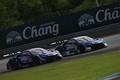 決勝レース: RAYBRIG NSX-GT vs KEIHIN NSX-GT