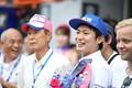 ピットウォーク: 大嶋和也(LEXUS TEAM LEMANS WAKO'S)、GT参戦100戦パーティー