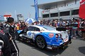 スタート進行: フォーラムエンジニアリングADVAN GT-R(KONDO RACING)