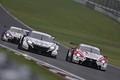 決勝レース: 松浦孝亮(Epson Modulo NSX-GT) vs 小林可夢偉(DENSO KOBELCO SARD LC500)
