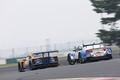 決勝レース: 中山友貴/小林崇志組(UPGARAGE 86 MC)とジョアオ・パオロ・デ・オリベイラ/高星明誠組(フォーラムエンジニアリングADVAN GT-R)