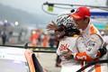 決勝レース: GT500クラスで優勝した関口雄飛と中嶋一貴(LEXUS TEAM au TOM'S)