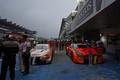 決勝レース: GT500クラス優勝のau TOM'S LC500とGT300クラス優勝のARTA BMW M6 GT3