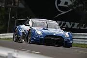 GT500クラス予選2位の佐々木大樹/ヤン・マーデンボロー組(カルソニックIMPUL GT-R)