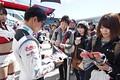 ピットウォーク: 千代勝正(NDDP RACING with B-MAX)