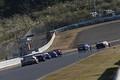 決勝レース: ジェットコースターとストレート駆け下るGTマシン