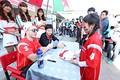 ピットウォーク: ニック・キャシディと山下健太(KONDO RACING)