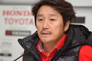 2018年のチームチャンピオンを獲得したコンドーレーシングの近藤真彦監督