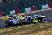 合同・ルーキーテスト1日目: ルーカス・アウアー(B-MAX Racing Team)