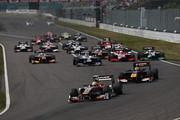 51周の決勝レースがスタートした
