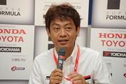 JRPサタデーミーティング: 決勝の解説をする脇坂寿一氏