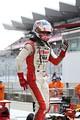 決勝レース: 優勝したニック・キャシディ(KONDO RACING)