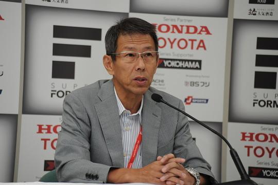 JRPサタデーミーティング: 株式会社日本レースプロモーション代表取締役社長・倉下明氏