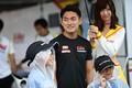 キッズピットウォーク: 千代勝正(B-MAX Racing Team)