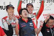 チームチャンピオンを獲得したコンドーレーシングの近藤真彦監督