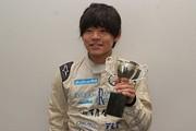 優勝した岡本大地(BITCOIN悟17J)