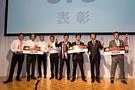 2017年シリーズ表彰: ST-3クラスの表彰式
